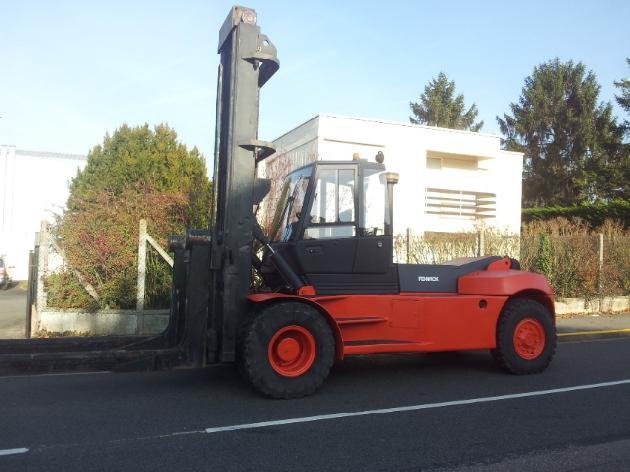 chariot l vateur fenwick 16 tonnes diesel chariot l vateur. Black Bedroom Furniture Sets. Home Design Ideas
